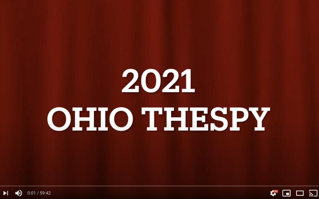 2021 Thespys Showcase